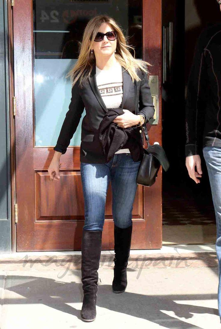 Dieta secreta de Jennifer Aniston para no aparentar sus 46 años