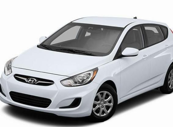 Accent Hatchback Hyundai used - http://autotras.com