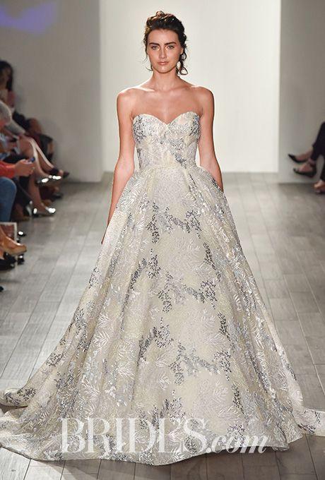 Brides: Lazaro Wedding Dresses - Fall 2017 - Bridal Fashion Week