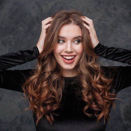 Capelli ondulati: come ottenerli senza piastra - #hairstyles