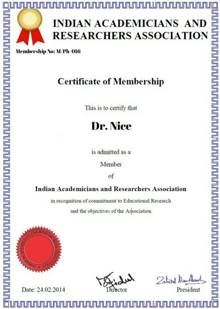 Universiti Tunku Abdul Rahman diploma certificate, buy Malaysia - sample membership certificate