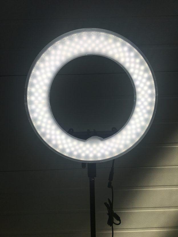 Selfie Ring Light Led For Tiktok Youtube Videos Diva Ring Light Ring Light Photography Selfie Ring Light