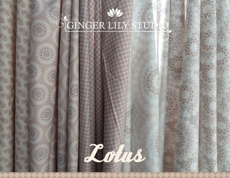 Lotus Collection cw03 by Ginger Lily Studio