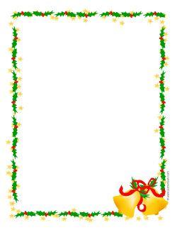 papier à lettre, fond de page, ou, en plus petit format, cadre ou étiquette journaling, un joli motif de Noël...