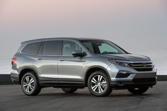 Best Family Suv With 3rd Row >> The Ideal 3 Row Midsize Suv Wirecutter Evaluations Wireless