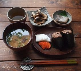 作り置き+残り物などで朝ごはんとお弁当|レシピブログ