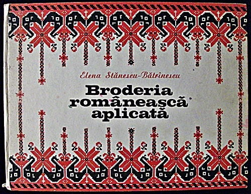 Broderia Romaneasca Aplicata