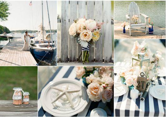 Η διακόσμηση Love Boat αποπνέει μια αίσθηση στους καλεσμένους σας ότι είναι πάνω σε κάποιο πλοίο και ταξιδεύουν μαζί σας..Bon voyage!!