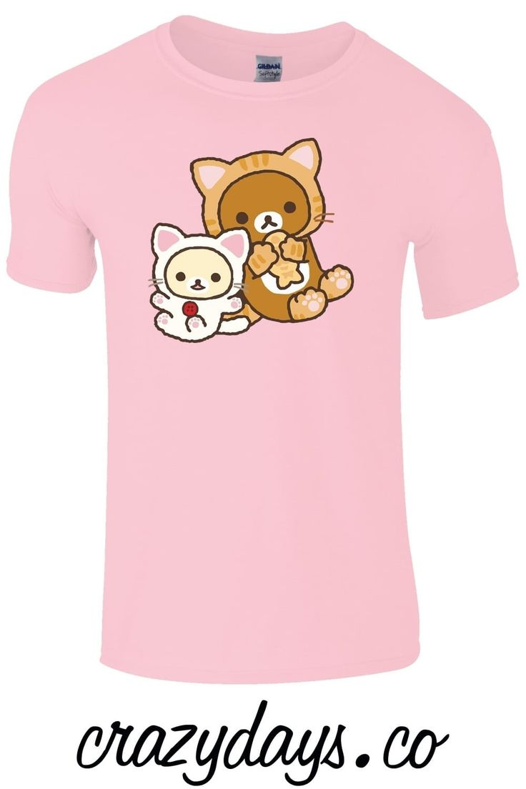 This Rilakkuma T Shirt is available in Childrens sizes from 5/6 Yrs to 12/14 Yrs and available in a variety of colours. Each design is printed on a Luxurious Supersoft T Shirt.  Rilakkuma's origin story is that he mysteriously appears in the office lady Kaoru's apartment one day. He is a soft toy bear who has apparently decided to take up residence there.   You can many more Animal T Shirts online at crazydays.co in our Kids Animals Section     PLUS We offer any Two T Shirts for £25