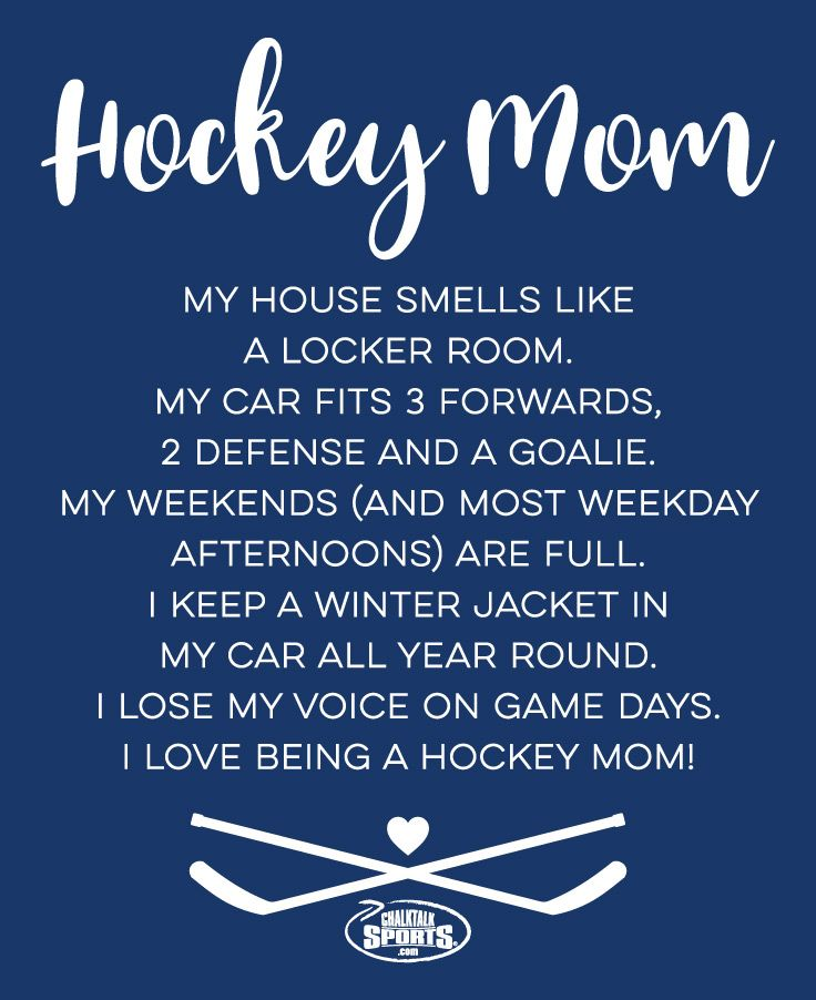 Celebrate And Thank Your Hockey Mom This Mother S Day And Everyday For All They Do Check Out Our Hockey Mom Shop Hockey Mom Quote Hockey Mom Hockey Mom Gifts
