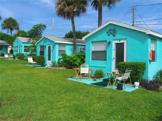 Driftwood Motel - Jensen Beach, Florida.