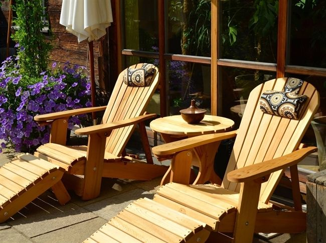 Our New 4 Position Adjustable And Folding Royal Adirondack Chair. Picture  Taken From Client In The Netherlands