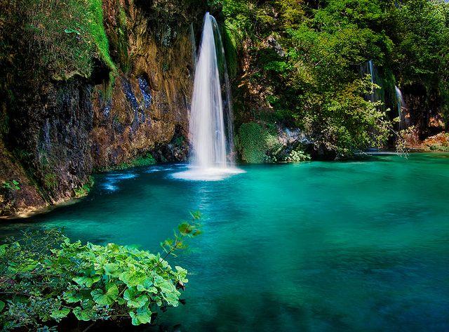 Croatia - Plitvice Lakes: