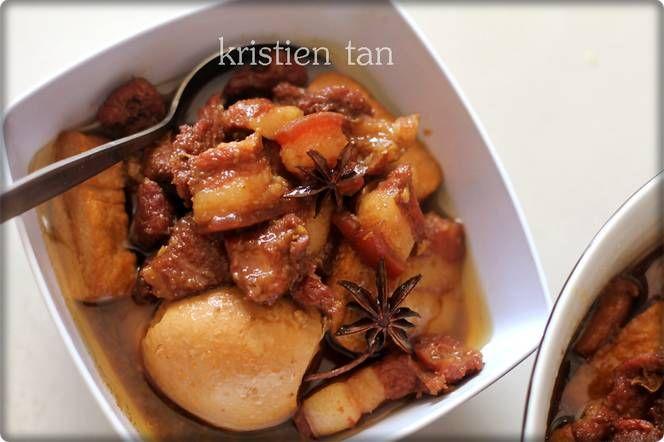 Babi Kecap mudah simpel enak( Chinese Food)
