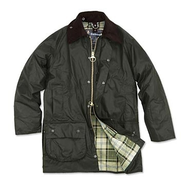 Barbour Beaufort Jacket - Orvis.  Dreaming of days when I have money again.