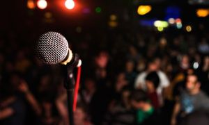 Groupon - Comedy Show with Food & Drinks for Two or Four at Tequilla Room at the Agave Restaurant & Bar (Up to 53% Off)   in South San Jose. Groupon deal price: $24