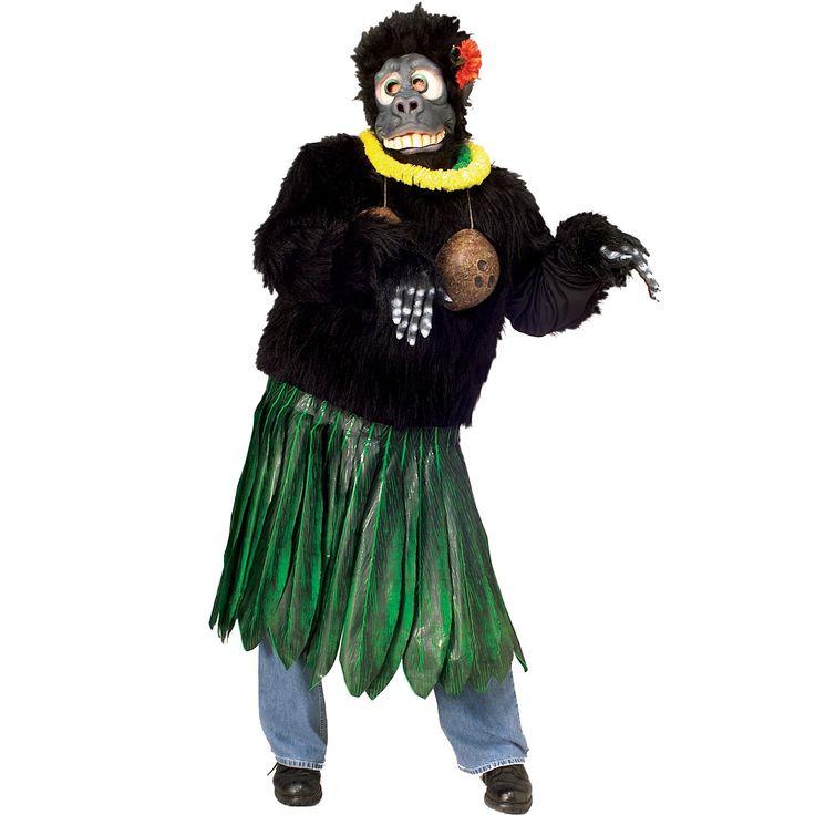 Nice Costumes Aloha Gorilla Costume just added...