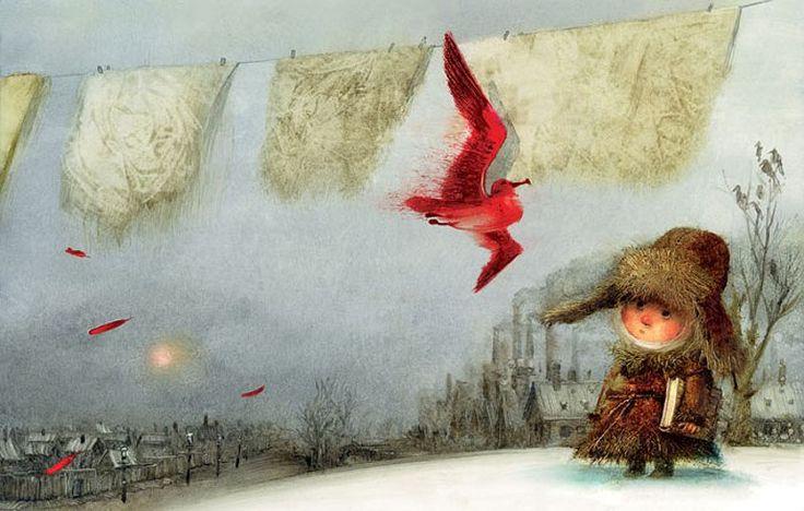 Невероятно красивые детские книги - Ярмарка Мастеров - ручная работа, handmade