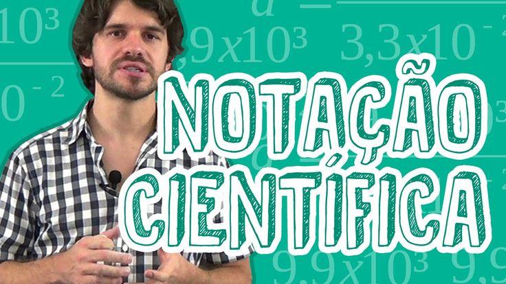 Matemática - Notação Científica
