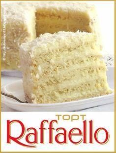 """Кулинарная книга Алии: 337. Торт """"Рафаэлло"""""""