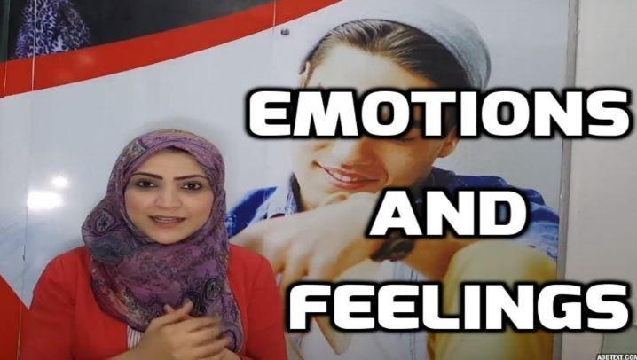 تعلم الإنجليزية ازاى تعبر عن حالتك النفسيه Emotions And Feelings How To Express Feelings Education English Feelings