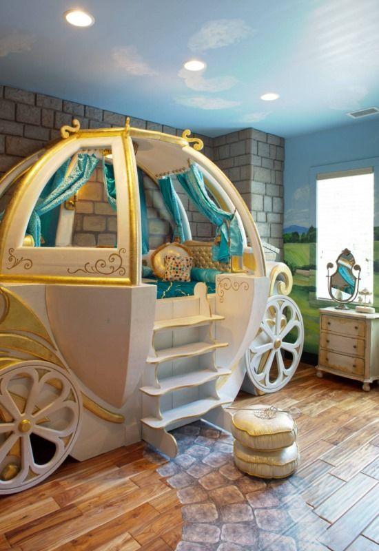 Детская комната Золушки