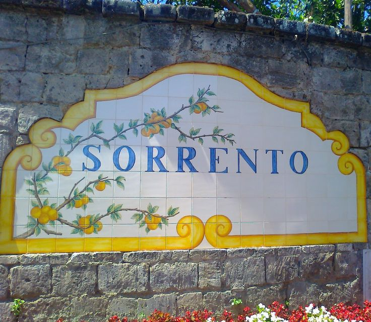 Short Guide to Sorrento, Italy