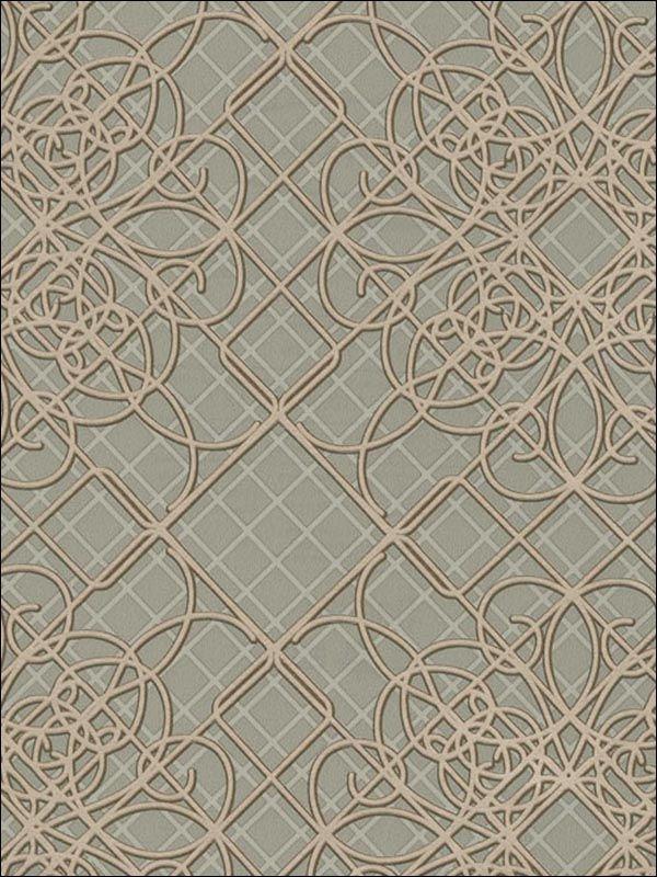 wallpaperstogo.com WTG-022683 Blue Mountain Transitional Wallpaper