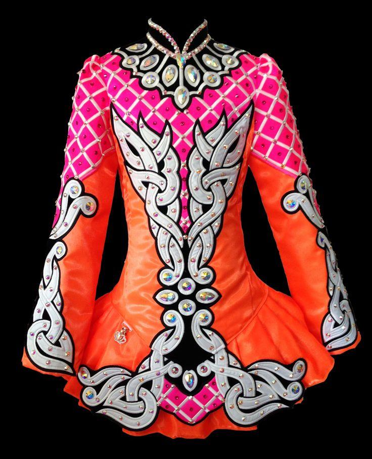 Kerry Designs - Off The Rack Irish Dance Dresses                                                                                                                                                      More