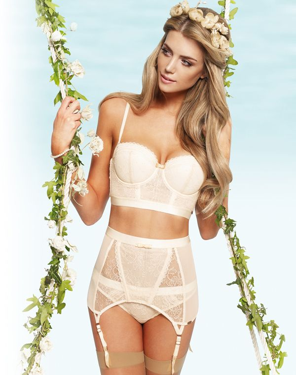 12 best Wedding Lingerie images on Pinterest   Wedding lingerie ...