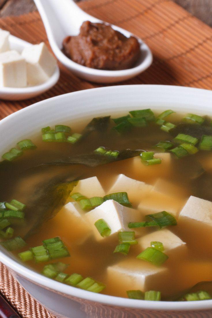 10 Healthy Japanese Comfort Foods