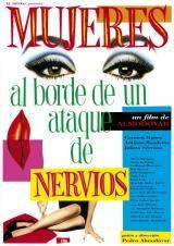 Mujeres al borde de un ataque de nervios, de Pedro Almodóvar