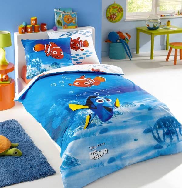 Nemo s 39 invite chez les petits pour une aventure dans le for Enfiler une housse de couette