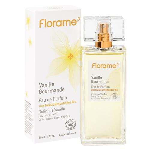 "FLORAME DOES NOT TEST ON ANIMALS :)   Eau de Parfum ""Delicious Vanilla"" 50ml-1.7fl.oz from Florame"