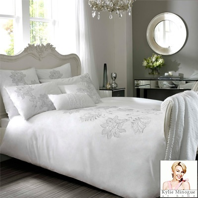 Kylie Minogue At Home Audrey Duvet Cover