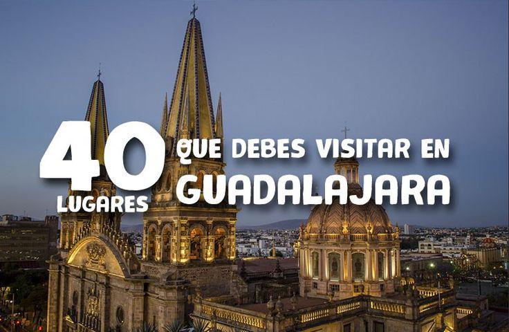 Guadalajara es una de las ciudadesmás importantes de México. También conocida como la Perla de Occidente, tiene razgos de provincia, pero al mismo tiempo moderna, dinámica y con gente amable. Guadalajara es una ciudad que invita a caminar por las calles de su Centro Histórico, ya que tienen u…