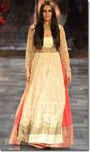 Manish Malhotra - Bridal Collection -Neha-Dhupia_06
