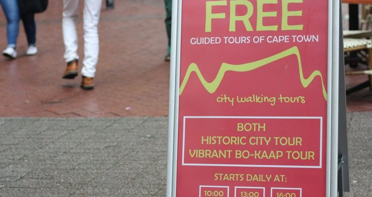 Free City Sightseeing Cape Town walking tours – City Sightseeing