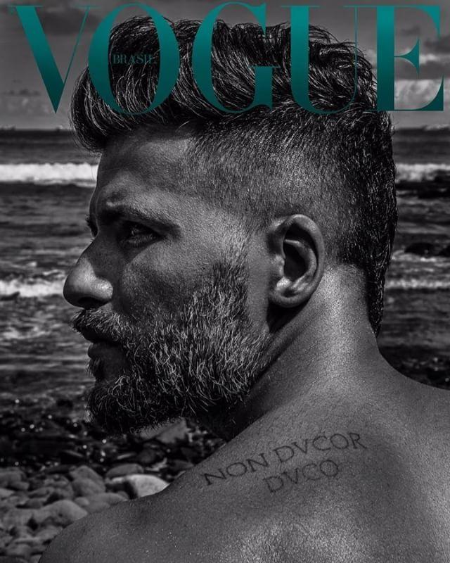 Para @brunogagliasso e @gio_ewbank o paraíso existe fica no Brasil e tem nome e sobrenome: Fernando de Noronha. Foi em uma das visitas dos atores ao arquipélago que eles posaram para as lentes de @jdequeker com exclusividade para a Vogue Online. O resultado do shooting com o casal você confere já no link da bio! (Foto: @jdequeker; styling: @deborahewbank8888; beleza: @cleidearaujo; produção: @pedro2r; assistentes: @phfmarques e @rafaelmattar; tratamento de imagem: @imagetouch_montanha…