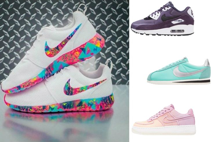 Buty Nike – damskie modele na lato 2017