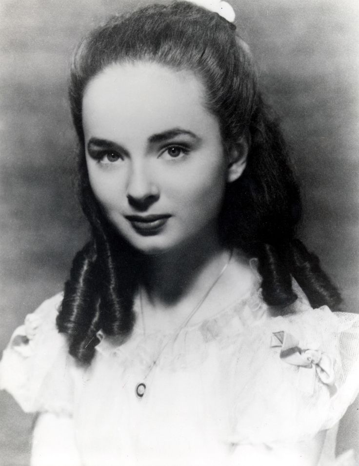 Ann Blyth - actress