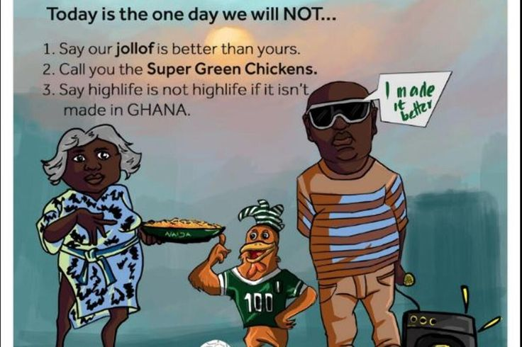 Ghanaians Join In Celebration of Nigerias Independence Day