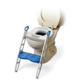 Mommy's Helper Contoured Cushie Step Up, (potty seat, potty training, step stool, toilet training, best potty seat, toddler, potty, step stools, preschooler, best potty)
