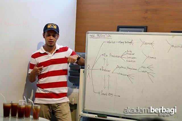 Guru Widi Maliq d'essential at Akber Tangerang