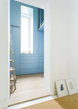 Dachausbau Inklusive Ankleidezimmer Von Jan Tenbucken Architekt