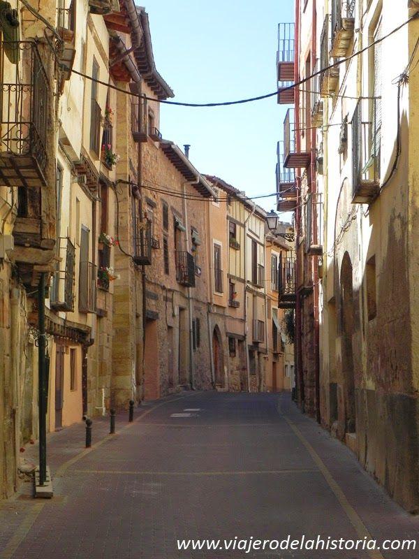 Viajero de la Historia: Molina de Aragón, ciudad fortaleza. Barrio de la Judería.