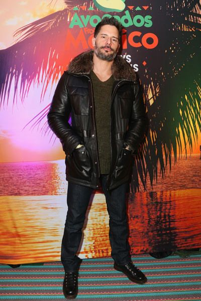Joe Mangiello attended the 'Avocados from Mexico' soiree event at the Sundance Film Festival on January 17.
