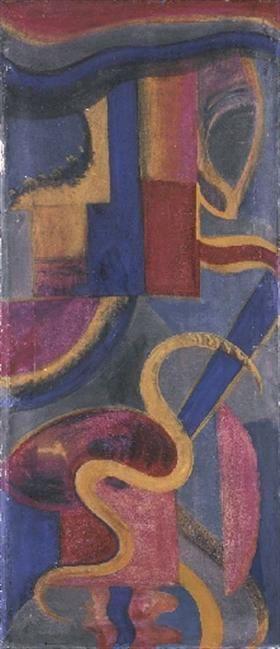 Composizione Dada - Julius Evola