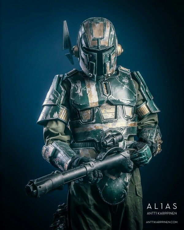 Amazing Cosplay Portraits from the Cardiff Film and Comic Con 2015 in Wales