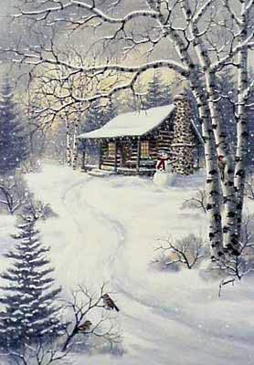 Living the Fantasy:) Snow Day by Kathy Glasnap